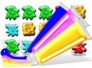 Лого Мини игры Блоттергейст