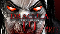 Лого Мини игры Дракула. Путь дракона. Часть 3
