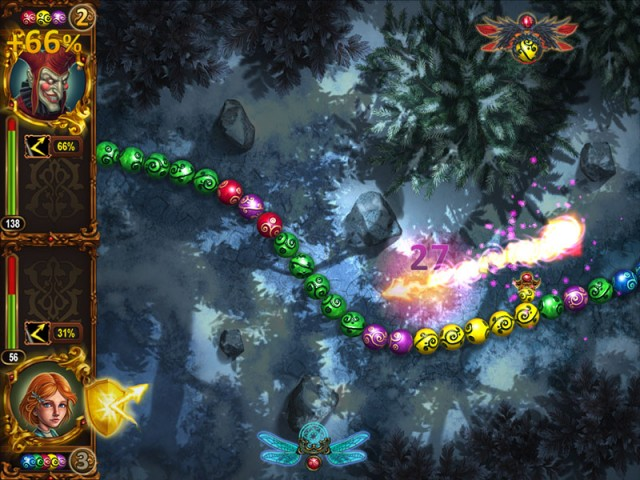 Ведьмочка Эви: Волшебное Путешествие картинка из игры 4