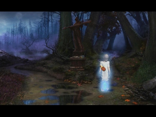 Экзорцист 3 картинка из игры 2