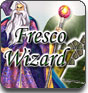 Лого Мини игры Fresco Wizard