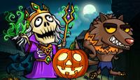 Лого Мини игры Гизмо: Ночь Кошмаров
