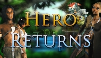 Лого Мини игры Hero Returns
