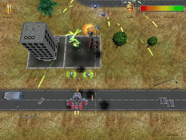 Вторжение роботов картинка из игры 4