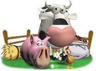 Лого Мини игры Моя ферма