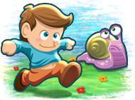 Лого Мини игры Невероятные приключения Ники