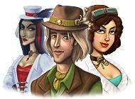 Лого Мини игры Охотники за Снарком. Высшее общество