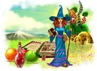 Лого Мини игры Зачарованные острова
