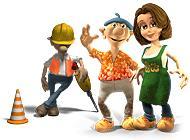 Лого Мини игры Youda Фермер 2. Спаси городок