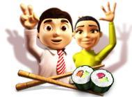 Лого Мини игры Youda Суши шеф