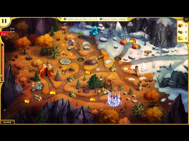 12 Labours of Hercules VI: Race for Olympus Collector's Edition Game screenshot 1