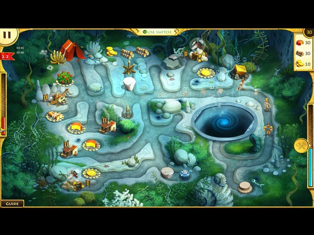 12 Labours of Hercules VI: Race for Olympus Collector's Edition Game screenshot 2