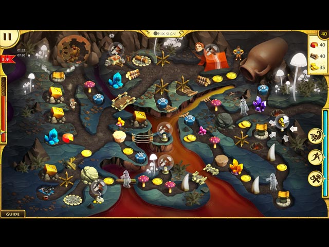 12 Labours of Hercules VI: Race for Olympus Collector's Edition Game screenshot 3