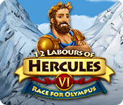 Free 12 Labours of Hercules VI: Race for Olympus Game