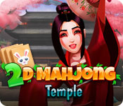 Free 2D Mahjong Temple Game