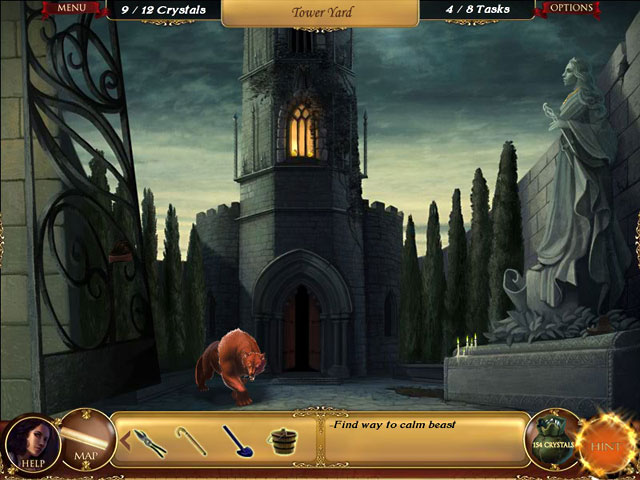 A Gypsy's Tale: The Tower of Secrets Game screenshot 1