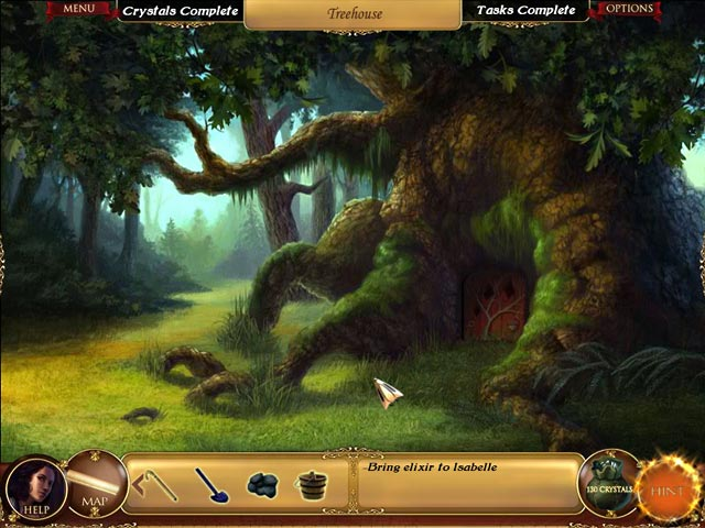 A Gypsy's Tale: The Tower of Secrets Game screenshot 2