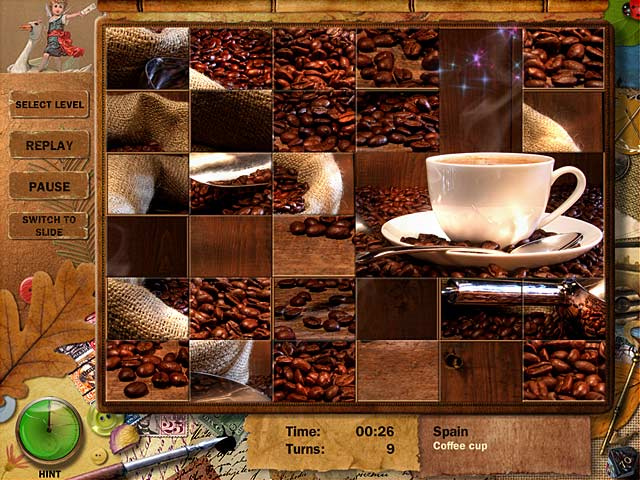 Adore Puzzle 2: Flavors of Europe Game screenshot 1