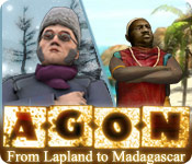 Free AGON: From Lapland to Madagascar Game