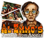 Free Al Emmo's Postcards from Anozira Game