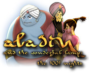 Free Aladin and the Wonderful Lamp: The 1001 Nights Game