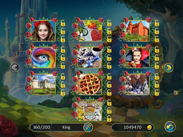 Alice's Jigsaw: Wonderland Chronicles 2 Game screenshot 2