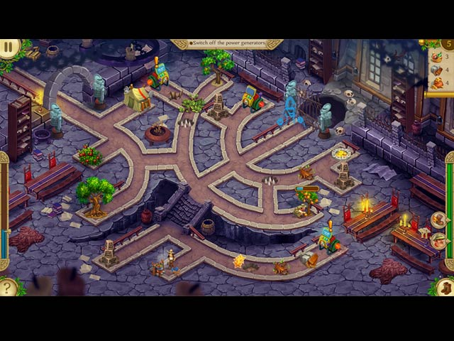 Alicia Quatermain 3: The Mystery of the Flaming Gold Collector's Edition Game screenshot 1