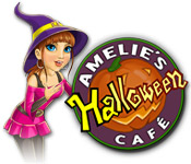 Free Amelie's Cafe: Halloween Game