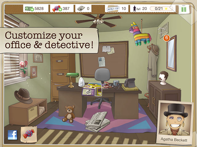 Another Case Solved Game screenshot 3