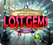 Free Antique Shop: Lost Gems London Game