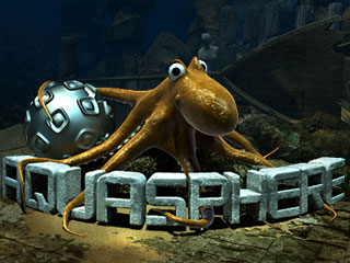 AquaSphere Game screenshot 1