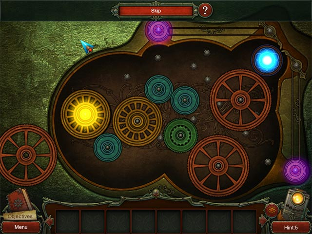 Ashley Clark: The Secrets of the Ancient Temple Game screenshot 3