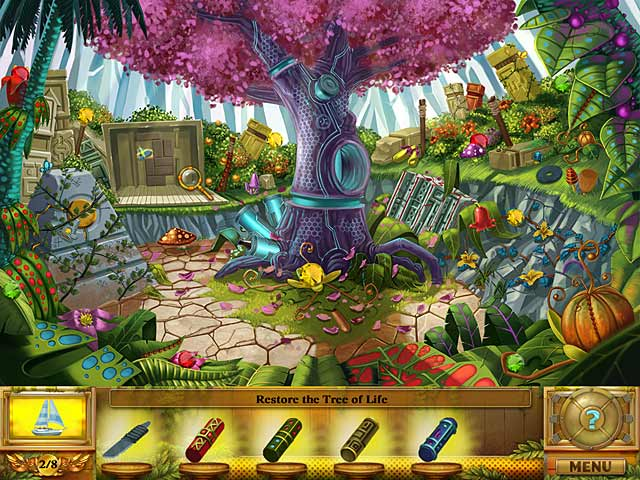 Atlantic Journey: The Lost Brother Game screenshot 1