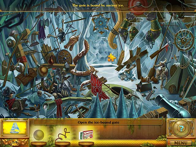 Atlantic Journey: The Lost Brother Game screenshot 2