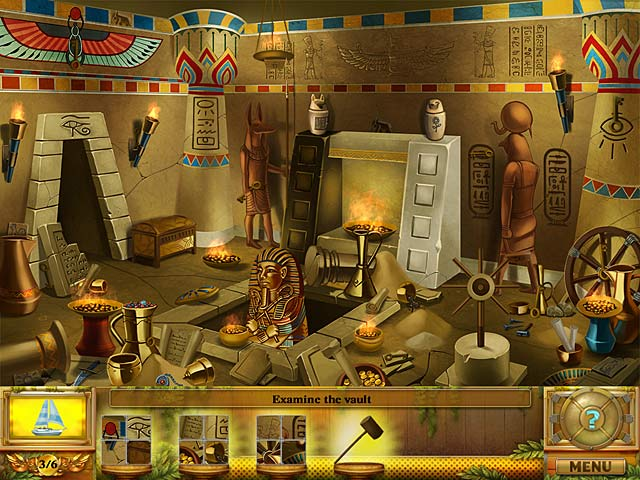 Atlantic Journey: The Lost Brother Game screenshot 3