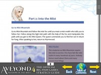 Aveyond 4: Shadow of the Mist Strategy Guide Game Download screenshot 2
