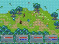 Aveyond: The Lost Orb Game screenshot 1