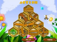 Beezzle Game screenshot 1