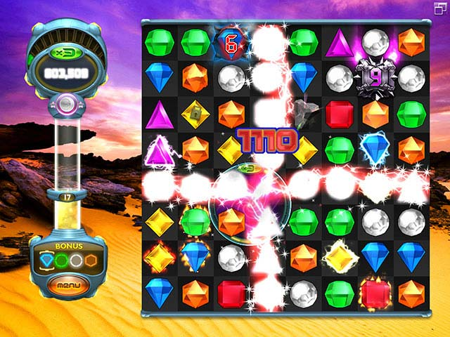 Bejeweled Twist Game screenshot 1