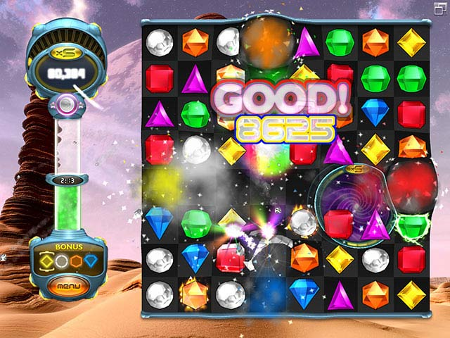 Bejeweled Twist Game screenshot 3