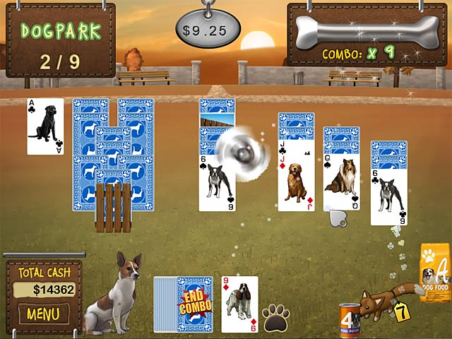Best in Show Solitaire Game screenshot 3