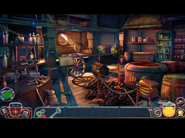 Beyond: The Fading Signal Collector's Edition Game screenshot 1