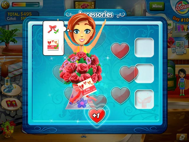 Bloom! Share flowers with the World Game screenshot 2