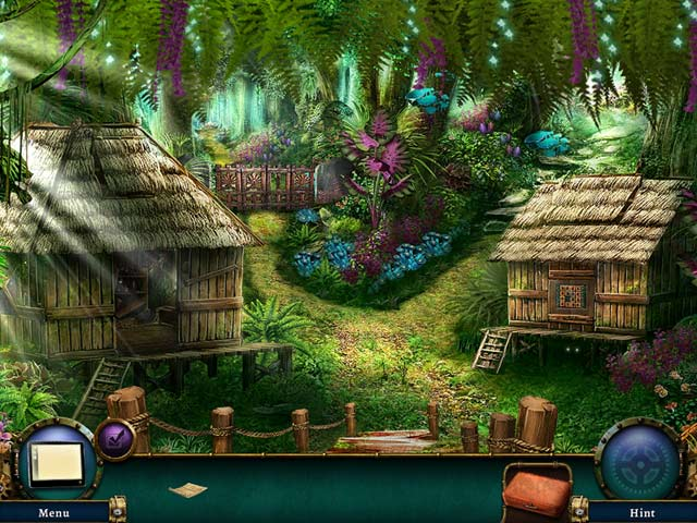 Botanica: Into the Unknown Game screenshot 1