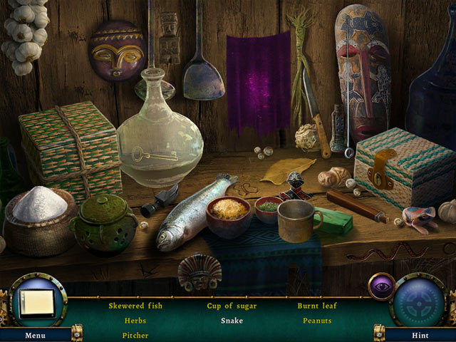Botanica: Into the Unknown Game screenshot 2