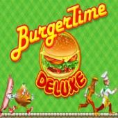 Free BurgerTime Deluxe Game