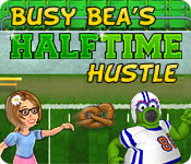 Free Busy Bea's Halftime Hustle Game