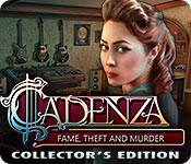 Free Cadenza: Fame, Theft and Murder Collector's Edition Game