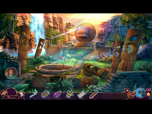 Cadenza: Fame, Theft and Murder Collector's Edition Game screenshot 1