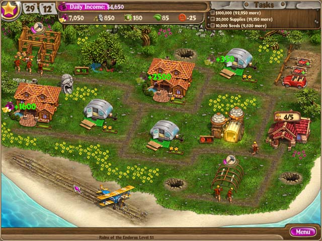 Campgrounds Game screenshot 2